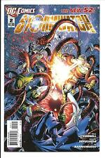 STORMWATCH # 2 (THE NEW DC 52! - DEC 2011), NM