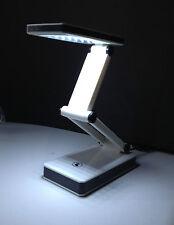 LED USB Lampada scrivania da lettura Lampione Gadget 24 regolabile pieghevole