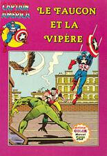 Artima / Arédit  Captain America    N° 13  série 1