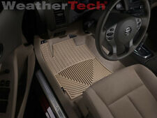 WeatherTech All-Weather Floor Mats for Nissan Altima Sedan - 2007-2012 - Tan
