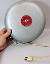Fire Alarm Bell 120 Volt AC Audibell Signal Appliance (KB-501) 120 VAC TESTED