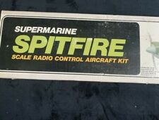 Royal Supermarine Spitfire Scale Radio Control Aircraft Kit Open Box