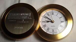 Lincoln Continental Quartz clock USA League Tennis 2004 presented by Lincoln