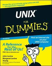 UNIX For Dummies: By Levine, John R., Young, Margaret Levine