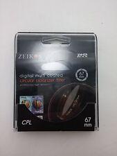 Zeikos (ZE-CPL67) 67mm Filter