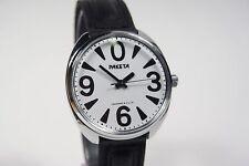 Rare Russian mechanical watch RAKETA BIG ZERO. White dial. 39mm
