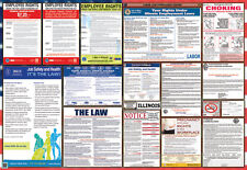 Illinois/Federal Combination Labor Law Posters!