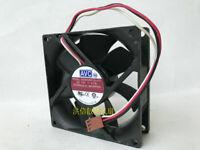 Original AVC DS08025R12U-011 DC12V 0.70A high speed 5000RPM super wind CPU fan