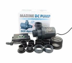 JEBAO / JECOD DCP 6500 AQUARIUM DC CONTROLLABLE RETURN PUMP - 2021 MODEL
