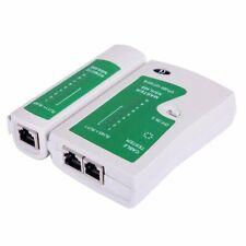 Network Lan Cable Tester Rj45 Rj-11 Cat5 Utp Ethernet Tool Cat5 6 E Rj11 8P ER