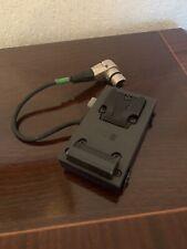 IDX C-EB V Mount Lock 4 Pin Xlr