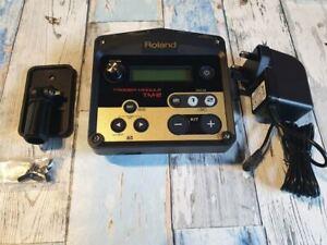 Roland TM-2 Drum Trigger, ex-demo Roland UK, MINT, full 2 year warranty