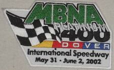 2002 Dover Downs Int. Speedway Platinum 400 Patch