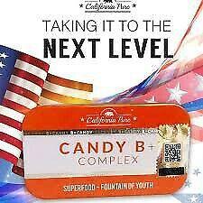 Candy B Complex New Generation Original 12pcs