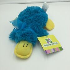 "Best Made Toys Blue Yellow Platypus Duck Plush 9"" Tags 2015 Stuffed"