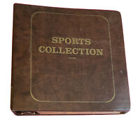 Hockey Card Album - 385 Cards- 1980s,90s,00s -Stars & Semi Stars - See Photos