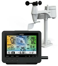 Weather Station WiFi Internet Wunderground & WeatherCloud Official UK Version