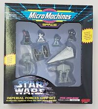 STAR WARS MICRO MACHINESIMPERIAL FORCES GIFT SET WITH EXCLUSIVE EMPEROR FIGURE