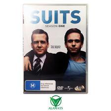 Suits Season 1 (DVD) TV - Legal Drama - Meghan Markle - Patrick Adams - Region 4
