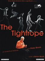 The Tightrope DVD Nuovo Sigillato Un Avventura Teatrale con Peter Brook  N