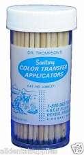 Dr. Thompson's Color Transfer Applicators 150/pk - Great Plains Dental Products