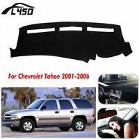 Fits For Chevrolet SUV Tahoe 2001-2006 Dashboard Cover Dashmat Dash Mat Pad