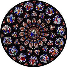 Vidriera Arte-Estática Ventana Decoración-Arundel Rose