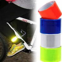 Advertencia de Seguridad Ciclismo tiras reflectantes Noche cinta reflectante