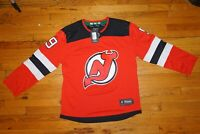 Fanatics #9 Taylor Hall NJ Devils Breakaway Jersey Mens Large New With Tags
