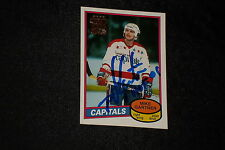 HOF MIKE GARTNER 2002 TOPPS ARCHIVES SIGNED AUTOGRAPHED CARD #81 CAPITALS