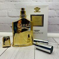 Creed Millesme Imperial 10 ml Sample Eau De Parfum Decant Cologne Authentic