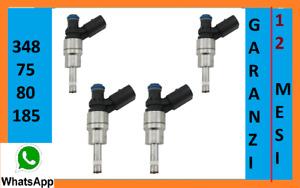 4 Iniettori BOSCH 0261500037 06F906031F AUDI SEAT VW