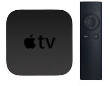 Apple TV (2nd Generation) Media Streamer + BRAND NEW Remote & Power Lead - A1378