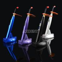 Azdent Dental LED Curing Light Lamp Wireless Cordless Cure 4 Color 100V-240V