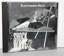 SHOCK WAVE GIOCO USATO STUDIO 3DO ED AMERICANA RETROCOPERTINA MANCANTE  GB1