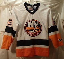 Jason Blake New York Islanders CCM Sewn Hockey Jersey Youth Size Small