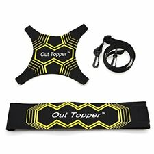 Out Topper Kick Solo Soccer Trainer, Sports Training Aid, Practice Belt NEW