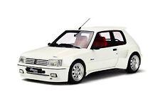 PEUGEOT 205 GTI DIMMA 1/18 OttO OttOmobile OT681 EN STOCK
