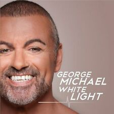GEORGE MICHAEL WHITE LIGHT 2012 UK 4-TRACK CD SINGLE
