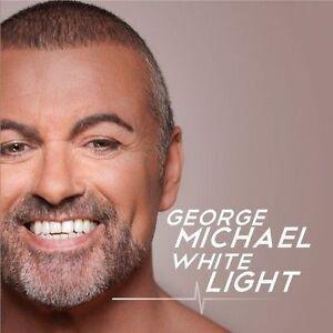 GEORGE MICHAEL WHITE LIGHT 2012 UK 4-TRACK CD SINGLE