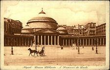 Neapel Napoli Italien Italia Kampanien ~1930 San Francesco di Paola Kirche Dom