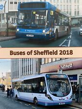 """More details for new bus dvd """"buses of sheffield 2018"""" ft. stagecoach, first & tm travel"""