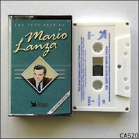The Very Best Of Mario Lanza Tape No.3 Only Reader's Digest Tape Cassette (C20)