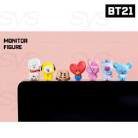BTS BT21 Official Authentic Goods Monitor Figure 7SET by Royche +Traking Number