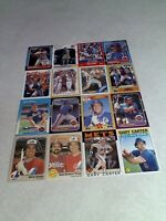 *****Gary Carter*****  Lot of 70 cards.....49 DIFFERENT