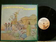 KEITH GREEN   No Compromise  LP  Xian Jesus etc    Lovely copy!
