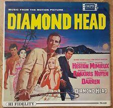 "Johnny John Williams Diamond Head 1963 EX 12"" Vinyl LP Album"