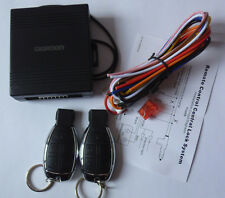 Mercedes-Benz Remote Control Car Central Lock Locking System Keyless Entry E4