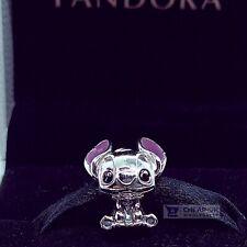 Original Pandora ® Disney Charm Lilo & Stitch S925 ALE Sterling Silver 798844C01