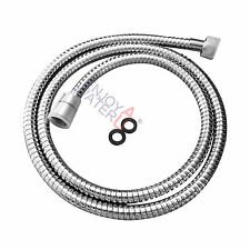 1500mm Stainless Steel Hand Held Shower Spray Head Bidet Replacement Water Hose